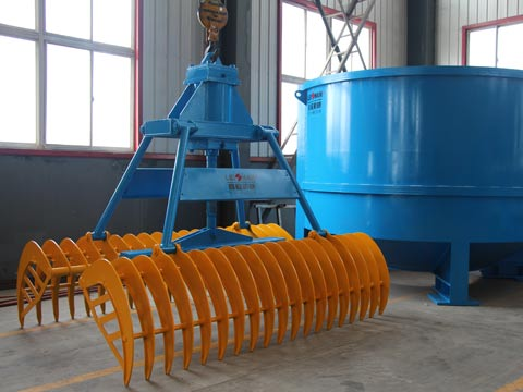 New Model Grapple Paper Plant Machine Features