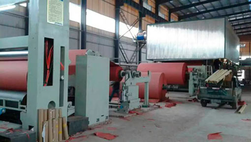 100000-tons-fireworks-paper-production-line