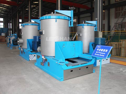 Paper Recycling Equipment for Sell