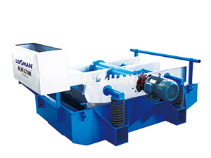 ZSK Series Auto-cleaning Vibrating Screen
