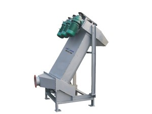 znx-series-inclined-screw-thickener