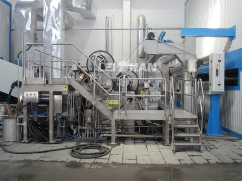 Sizing Machine of Paper Making Machine