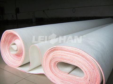 Paper Machine Formig Fabric and Press Felt