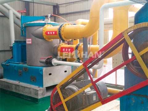 pressure-screen-paper-pulp-making-machine
