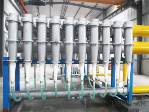 Centrifugal-Separation-Low-Consistency-Cleaner