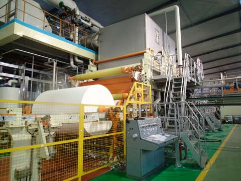 Kitchen Towel Paper Production Machine