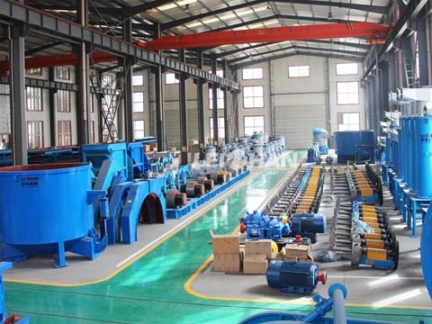 Bangladesh 120T/D Cardboard Pulp Making Plant