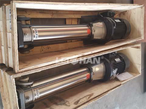 Multistage-Pump