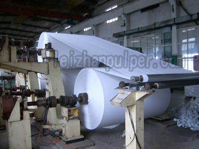 Paper Making Rewinder Machine