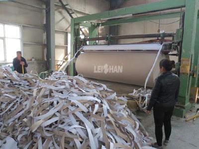 High-Speed Paper Making Machine