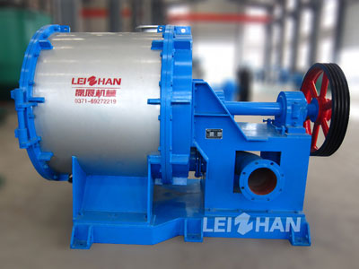 Single-Effect-Fiber-Separator-Equipment