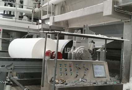 high-speed-tissue-paper-machine