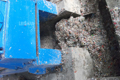 reject-separator-pk-vibrating-screen