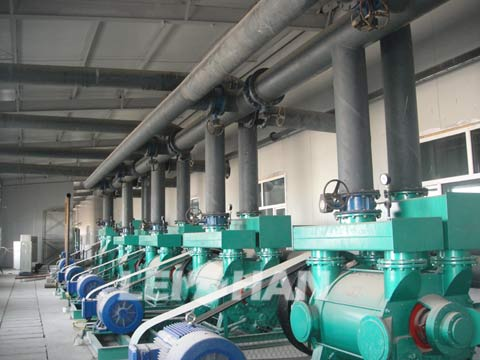 paper-machine-vacuum-pump