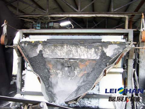 sludge-dewatering-machine
