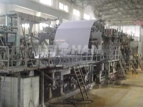 fourdrinier-paper-machine-supplier