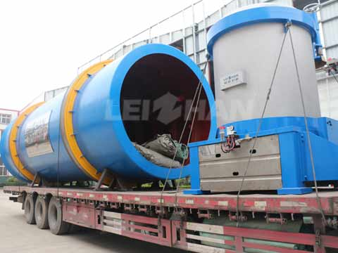 guangdong-250000tpy-paper-making-project