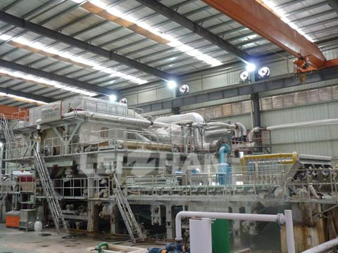 tissue-paper-machine-wire-section