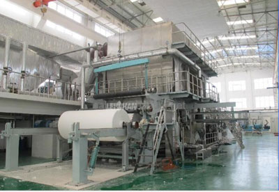 2400mm-tissue-paper-machine