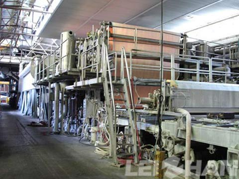50tpd-kraft-paper-production-line