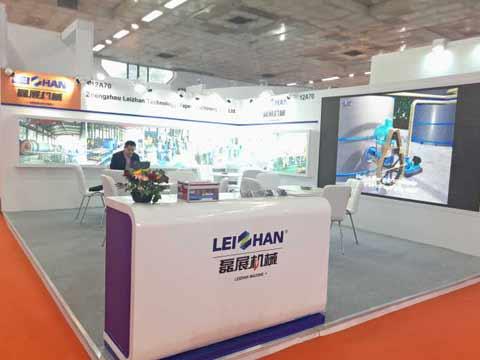 leizhan-is-attending-paperex-new-delhi-2017