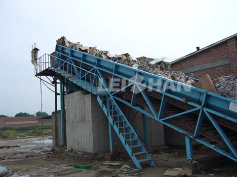 waste-paper-chain-conveyor-equipment
