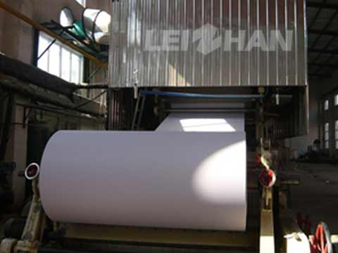 5tpd-culture-paper-machine