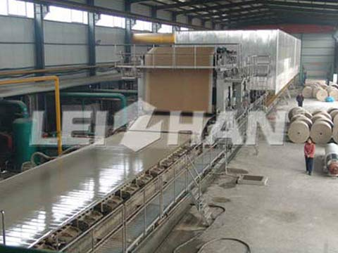 4800-400-three-wires-packing-paper-machine