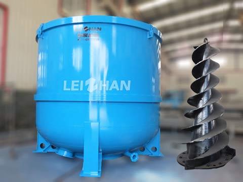 h.c.-hydrapulper-equipment-installation