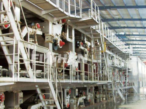 triple-wire-multi-cylinder-paper-machine