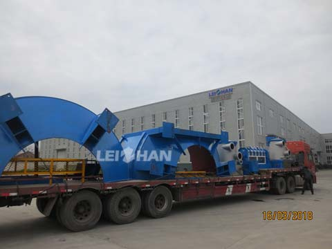 shanxi-300tpd-corrugated-paper-making-project