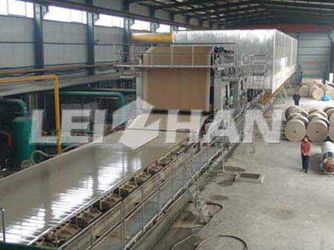 50tpd-corrugated-cardboard-paper-making-line