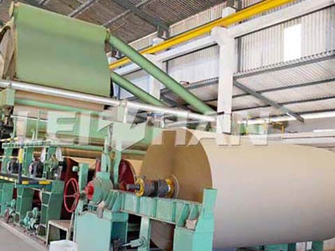 60tpd-corrugated-paper-making-line